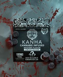kanha mystery gummies
