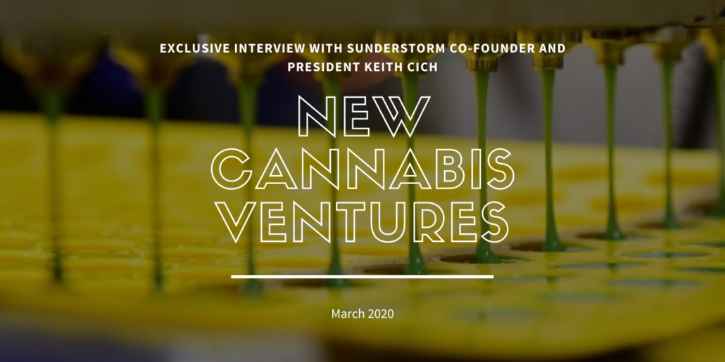 new cannabis ventures blog